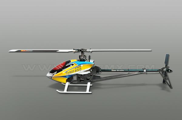 飞越 Tarot 450PRO V2 FBL整机 TL20006-黑