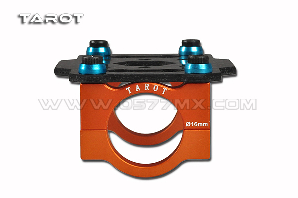 Over the Tarot M16 the flight seat motor mount / orange TL68B08-01