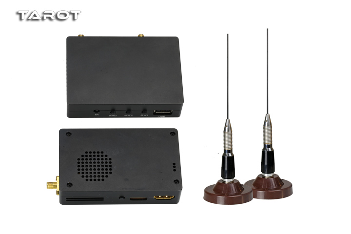 全高清数字图传系统II 超远距5公里/10公里/20公里 实测1080P TL1001