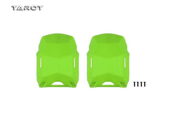 Tarot 整流头罩/绿 MK6050B