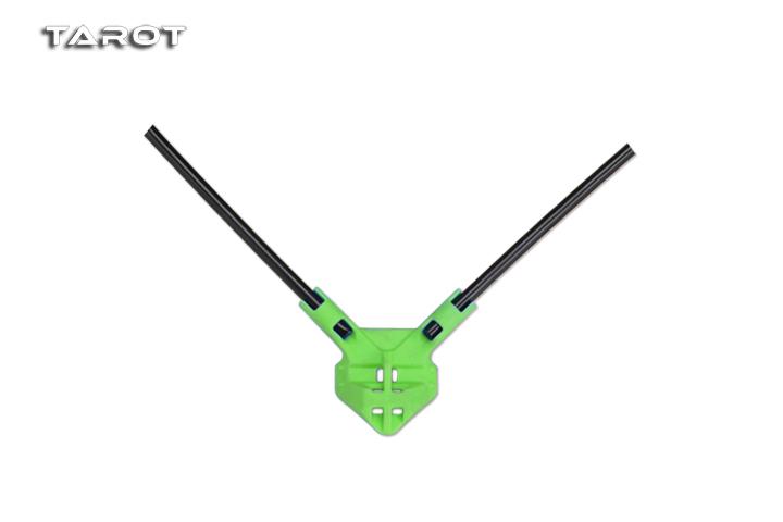 Tarot 直升机天线座组/绿 MK6012C