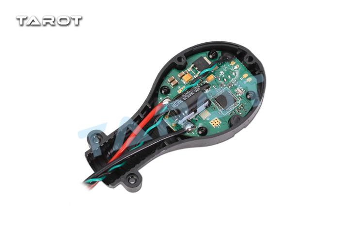 好盈乐天xrotor-pro-25a-circular 多轴无刷圆形电调/黑 tl2937